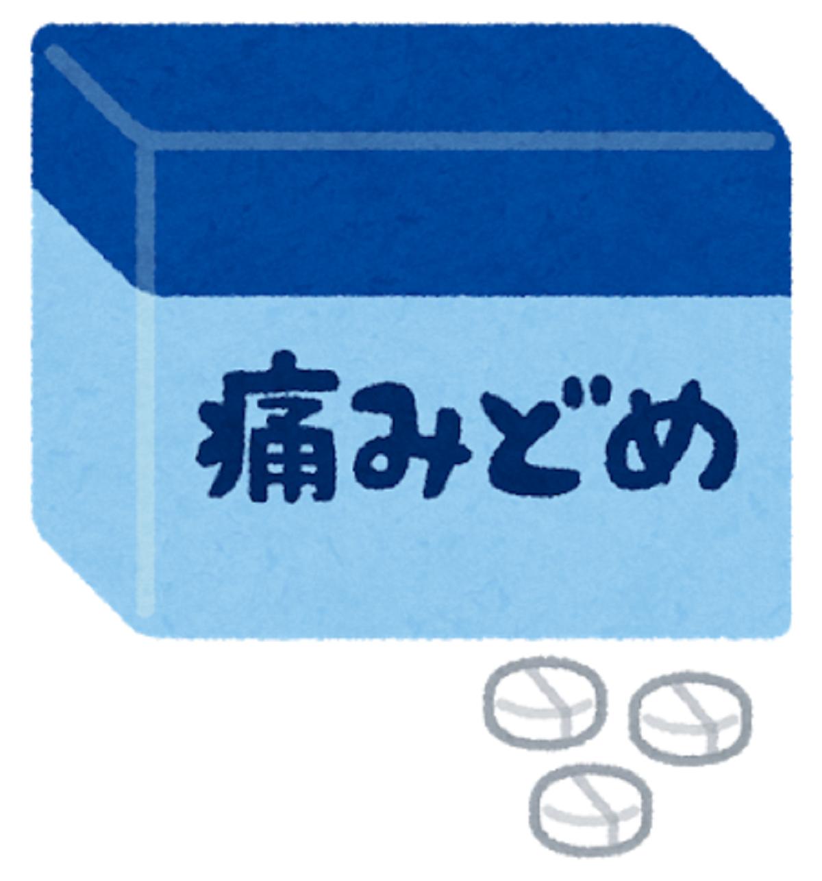 トラムセット®配合錠(トラマドール+アセトアミノフェン)について。特徴と注意点(副作用)